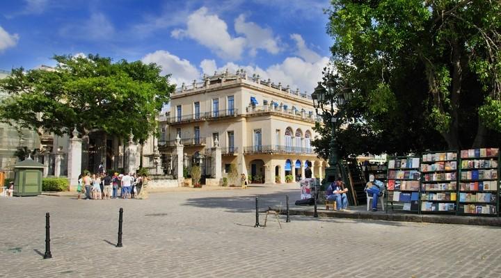 Plaza de Armes Havana