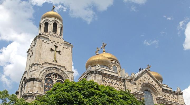 Kathedraal Varna Bulgarije