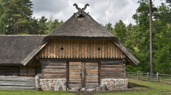 Etnografisch museum Riga, Letland