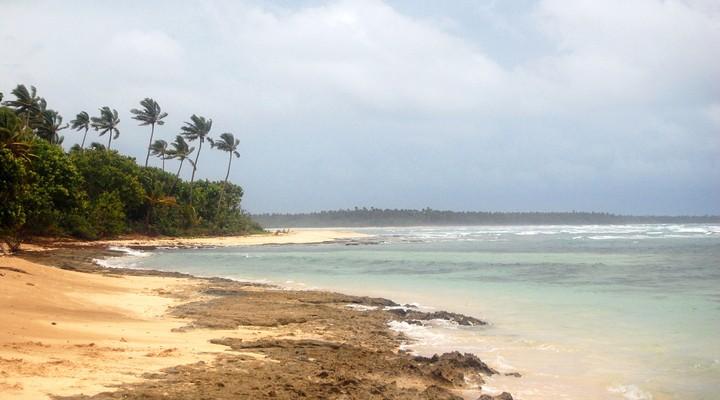 Strand Tonga