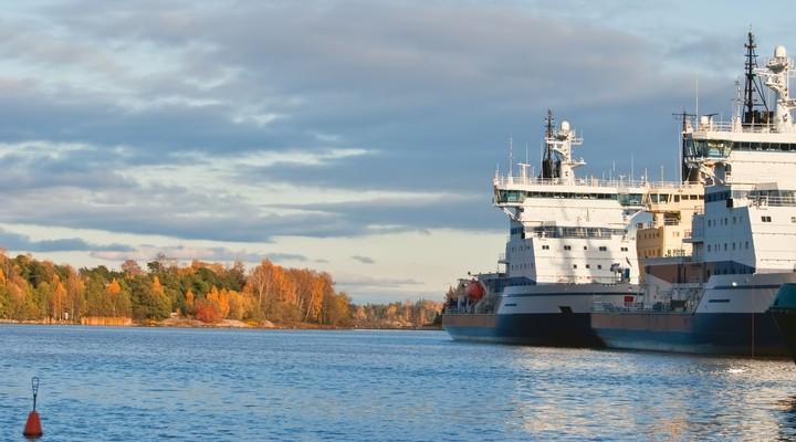 IJsbreker Finland, Helsinki