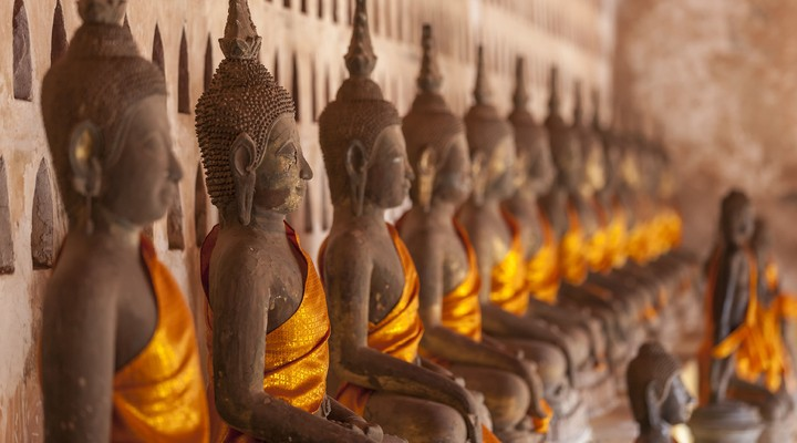 Wat Si Saket tempel, Vientiane
