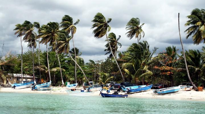 Strand van Bayahibe