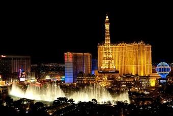 In de winter naar Las Vegas met KLM