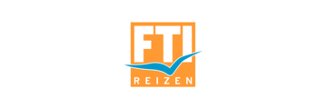 Logo van FTI Reizen