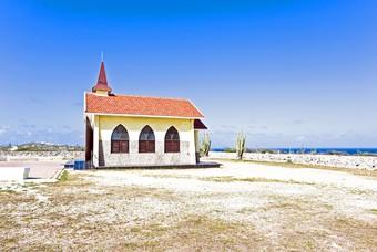 Alto Vista Kapel in Noord, Aruba