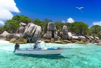 De mooiste stranden van Afrika