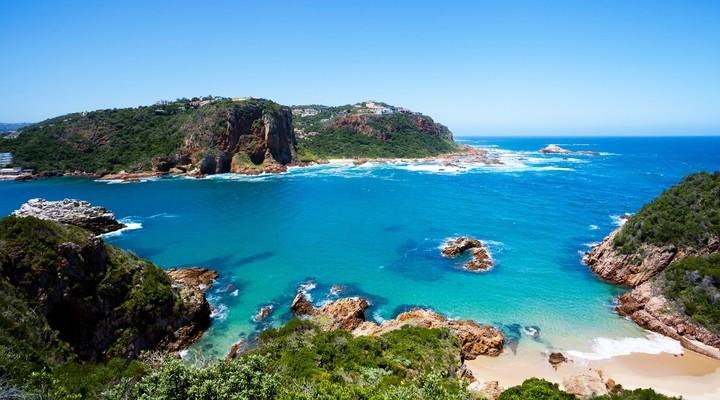 Natuurreservaat in Zuid-Afrika