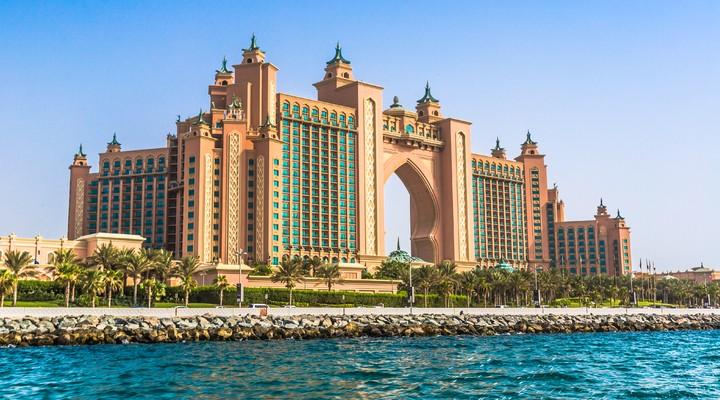 Atlantis The Palm Dubai hotel