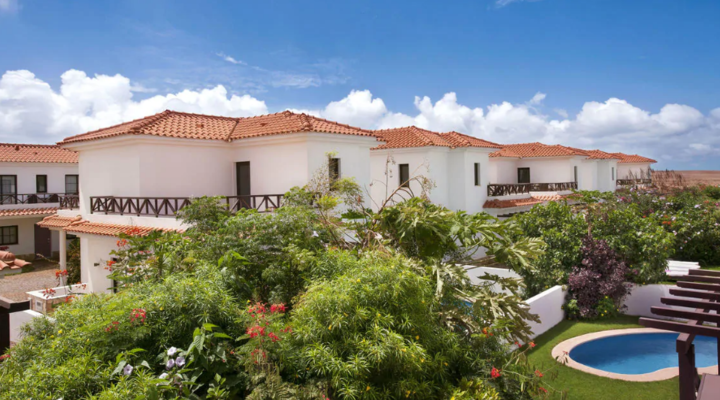 Uitzicht van Villa met drie slaapkamers