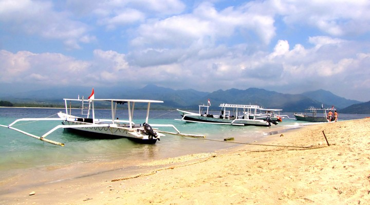 Gili-eilanden, Indonesië