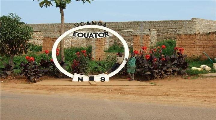 Een Cirkelmonument in Mbarare