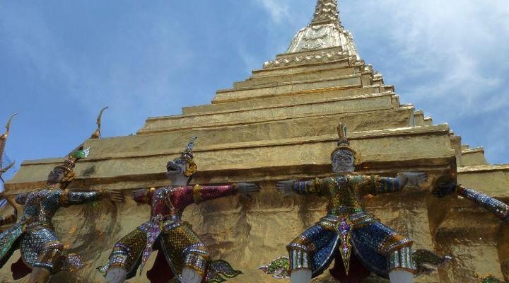 Thailand, een van de bestemmingen van Sawadee