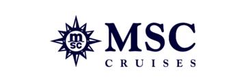 Logo van MSC Cruises