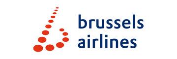 Logo van Brussels Airlines