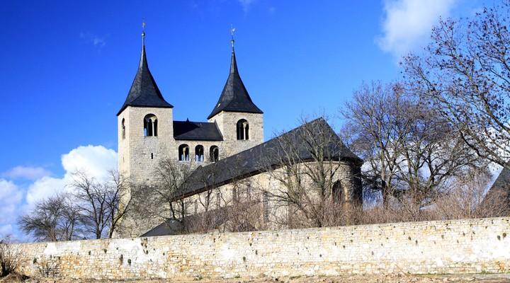 Kerk Frose Saksen-Anhalt
