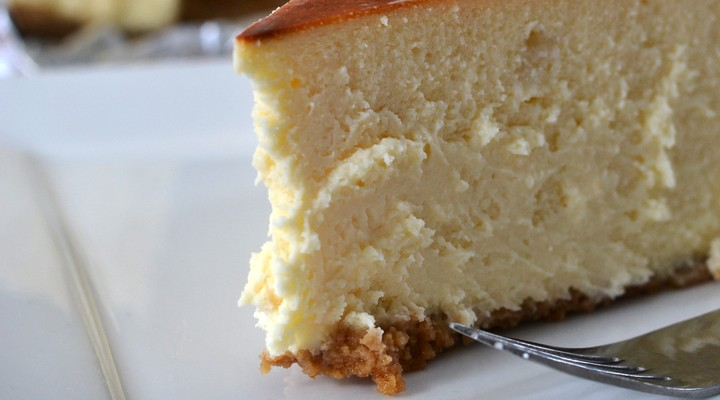 New York Cheesecake van OhMyFoodness