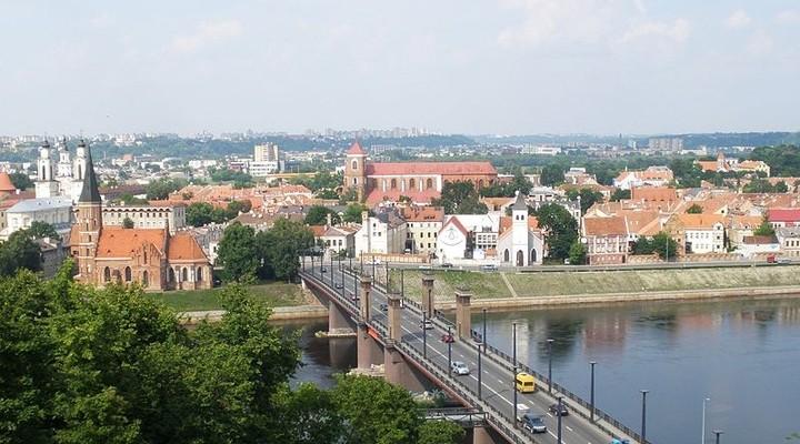 Kaunas in Litouwen