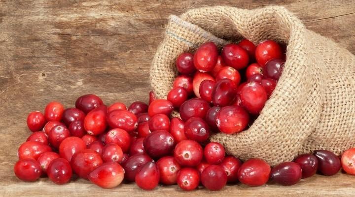 Cranberry`s in zak, Litouwen