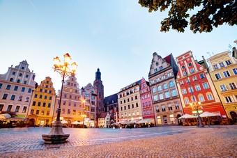 KLM vliegt nu ook naar Wroclaw in Polen