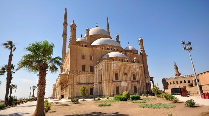 Moskee van Mohammed Ali Pasha