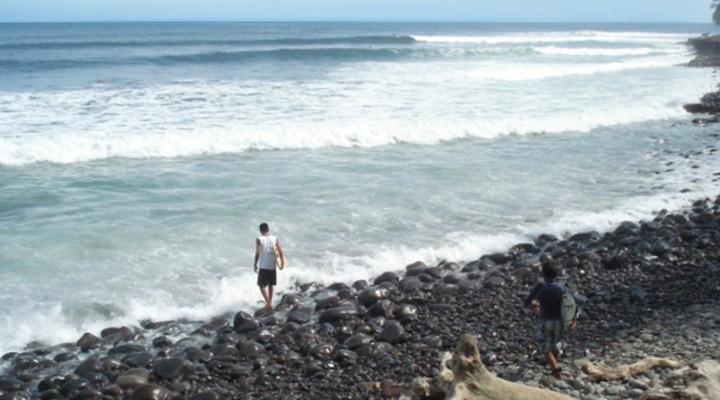 Surfparadijs El Salvador