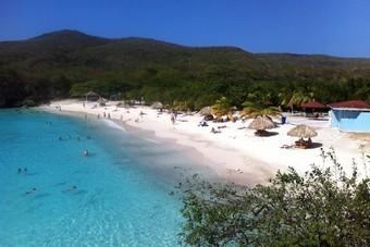 Strandvakantie naar Curaçao met familie
