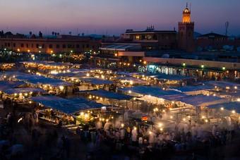 Luxe vakantie in Marrakech