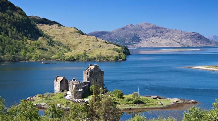 Het prachtige Elian Donan Castle
