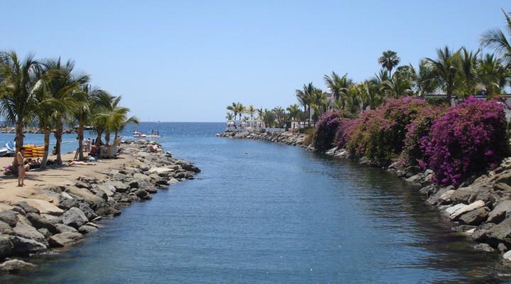 Het eiland Gran Canaria