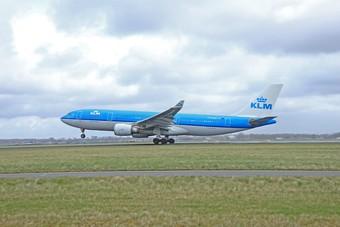 Vind je KLM vlucht met Google Assistent