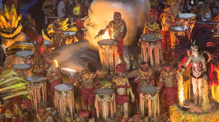 Parade sambascholen