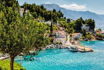 Adriatische baai