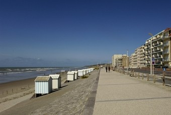 Strand Nord-Pas-De-Calais, Noorden van Frankrijk