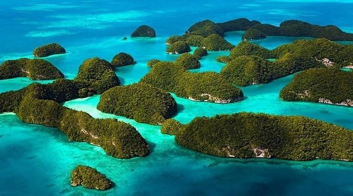 eilandjes van Maleisie