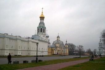 Winterreis naar Vologda