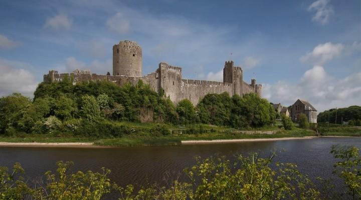 Pembroke Castle - Wales