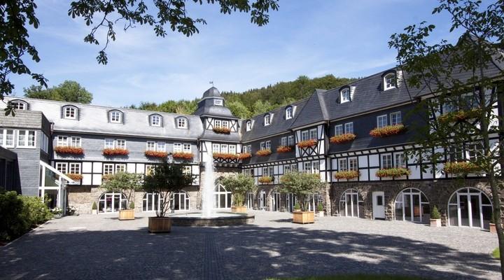 Deimann hotel zomer