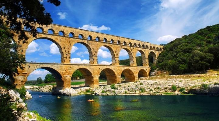 Pont du Gard Languedoc-Roussilon