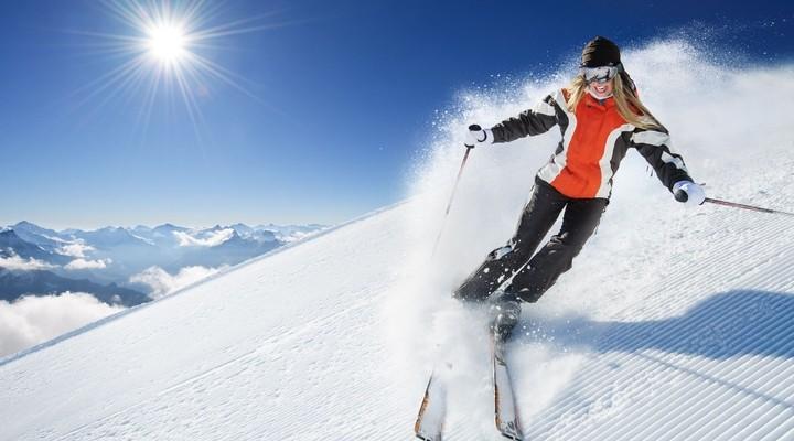 Skiën in Duitsland