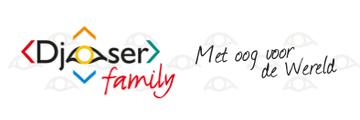 Logo van Djoser Family