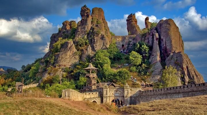 Belogradchik kasteel