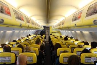 Stoel reserveren verplicht bij reizen met kinderen bij Ryanair