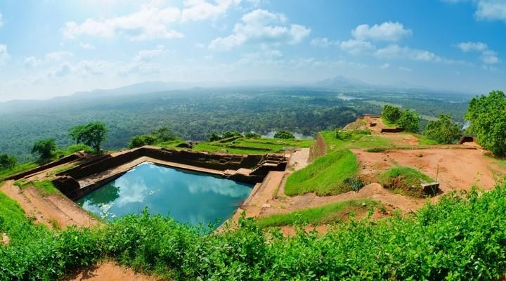 Paleis van koning Kashyapa