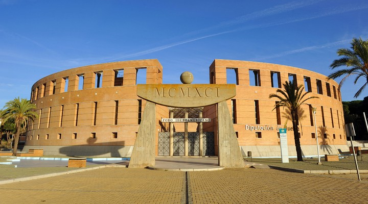 Palos de la Frontera in Huelva - Spanje