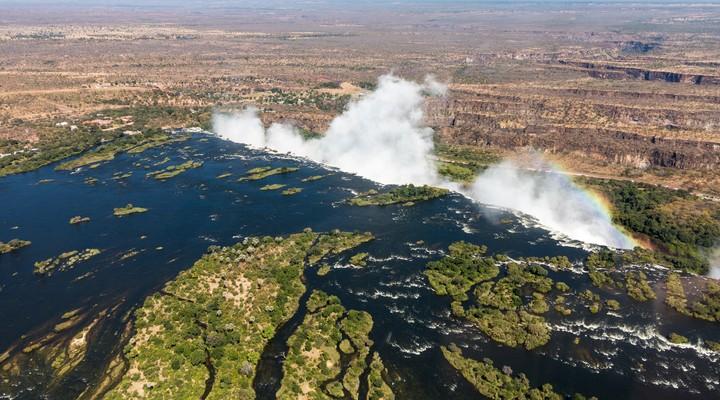 Landschap Zambia