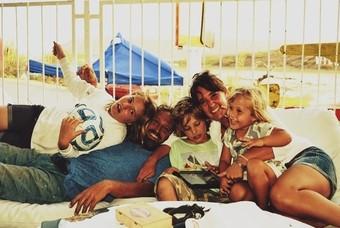 Het gezin van Frederieke