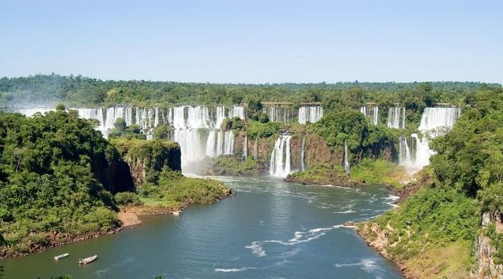 Iguaçuwatervallen