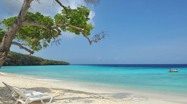 Cas Abou strand, Curaçao