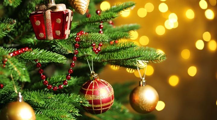 Een kerstboom